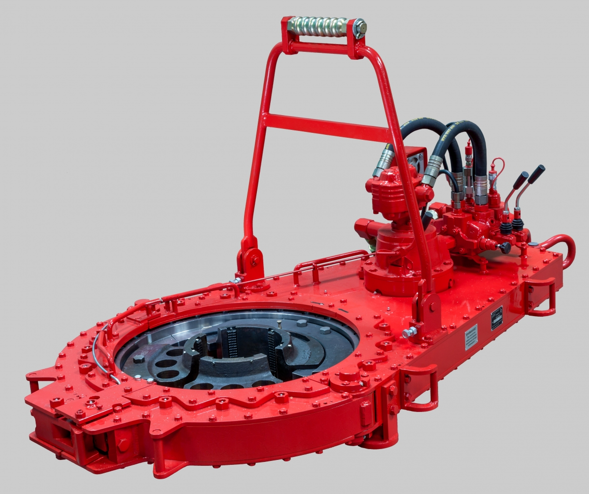Power Tong Jaws: Hydraulic Power Tong GKSh-4000