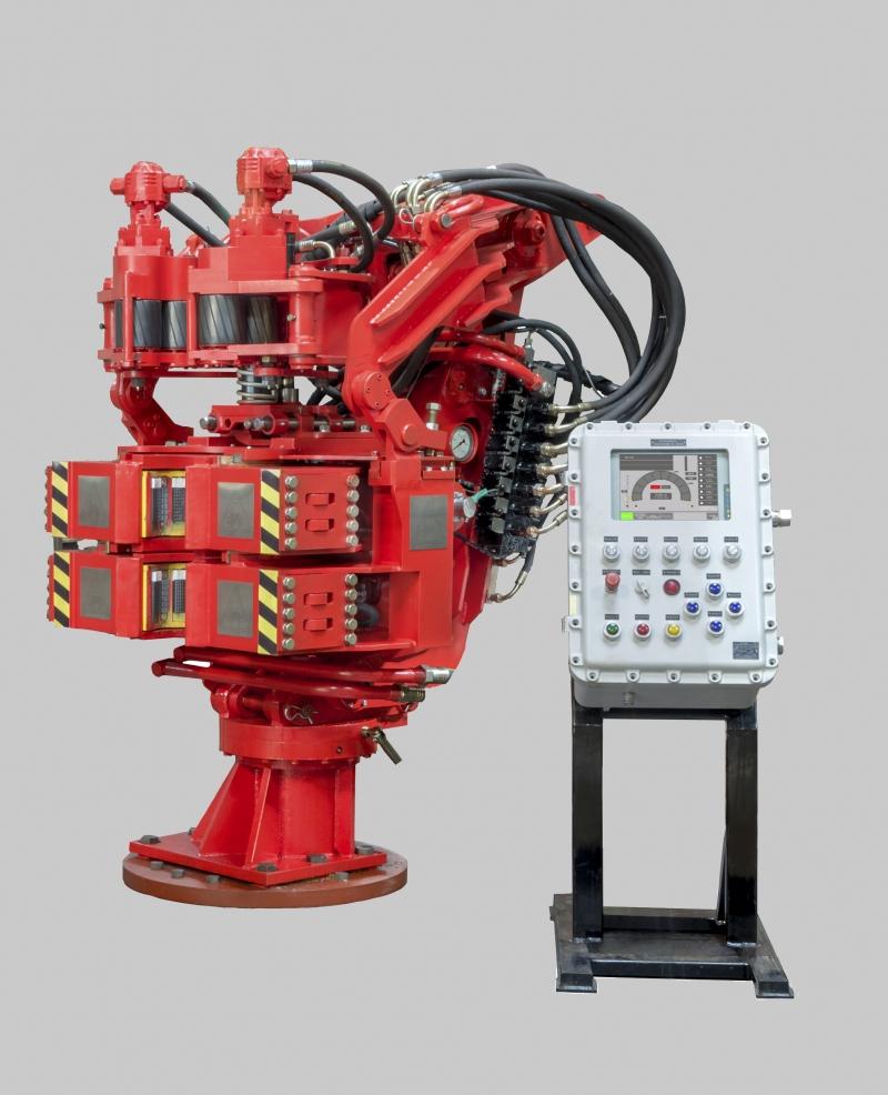 Automated Hydraulic Tong GKSH-8000 Timerkul